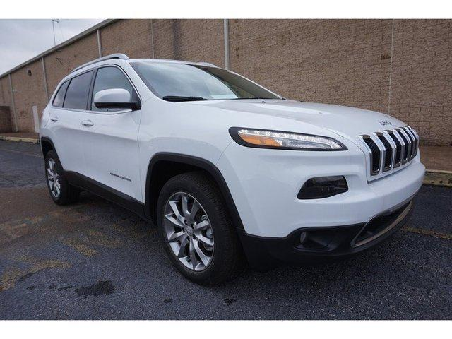 Certified Pre Owned 2018 Jeep Cherokee Limited