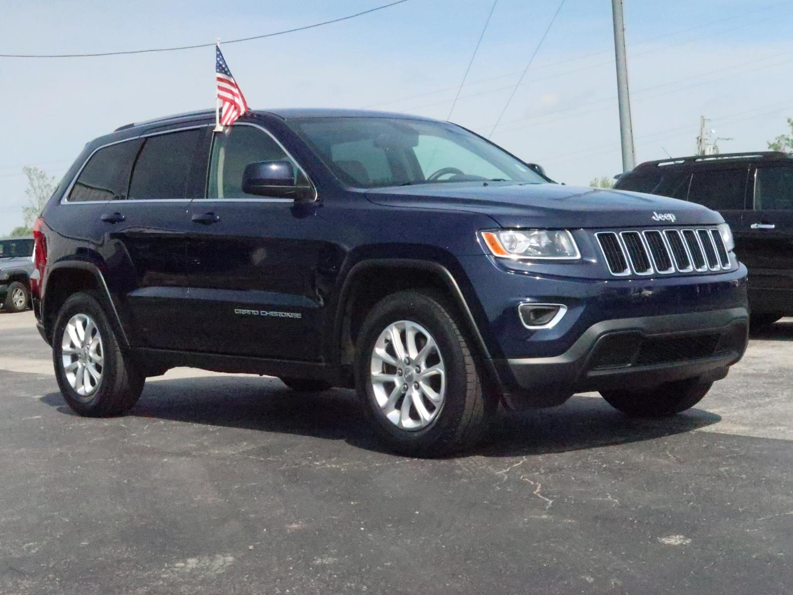 Pre Owned 2015 Jeep Grand Cherokee Laredo 4d Sport Utility For Sale
