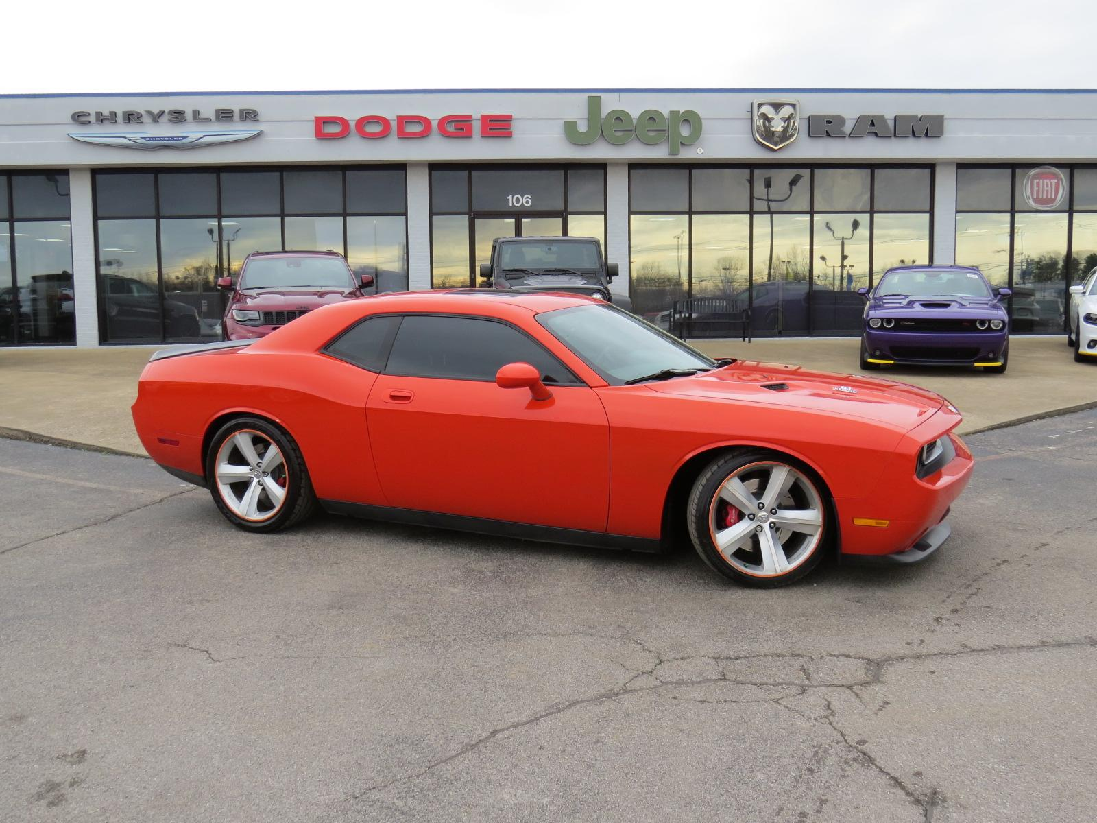 Pre Owned 2008 Dodge Challenger Srt8 2d Coupe For Sale N523561b