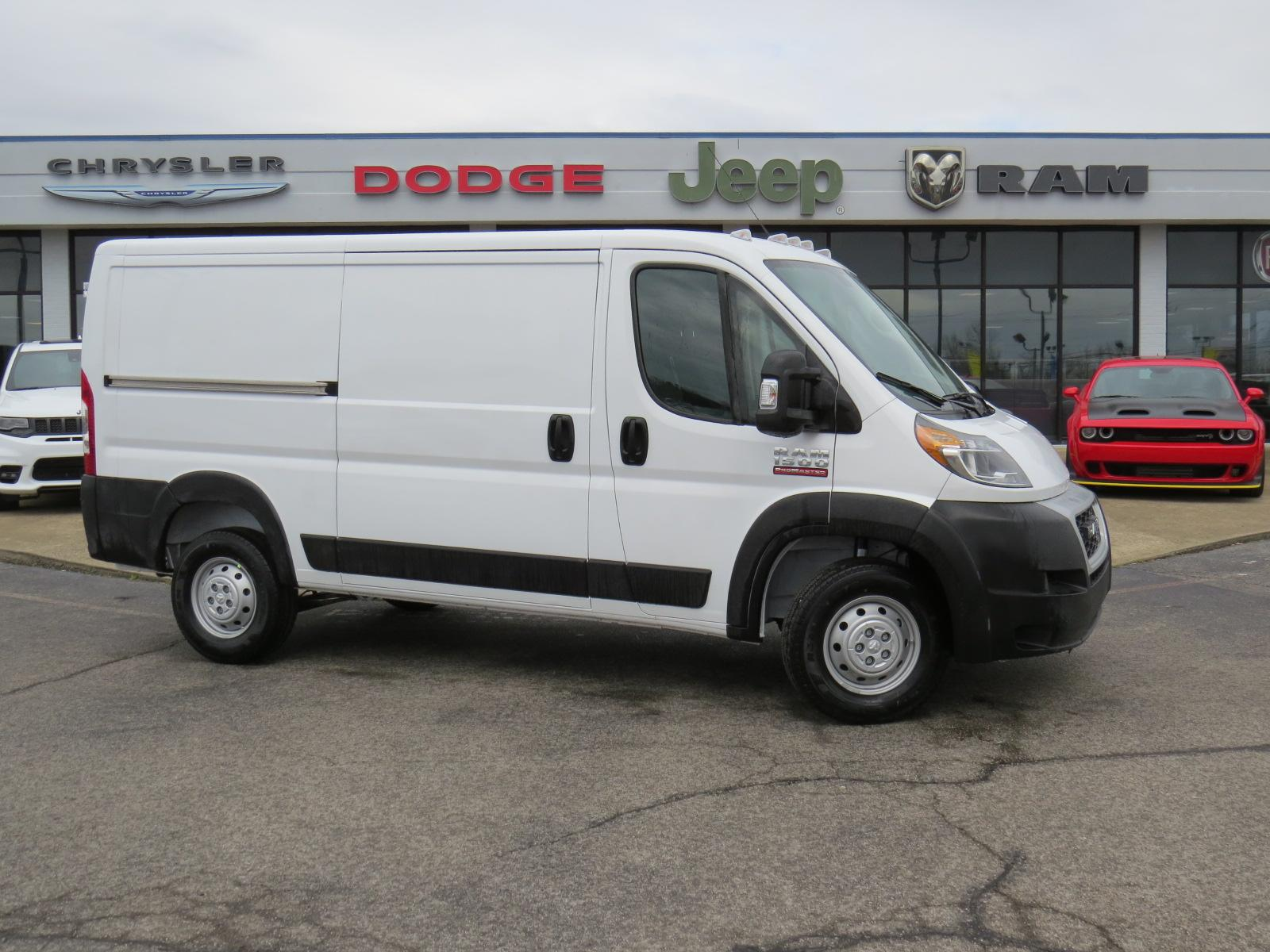 916c832f56 New 2019 RAM ProMaster Low Roof Cargo Van for Sale  E515710 ...